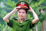 Nữ thủ khoa Cảnh sát mơ làm điệp viên