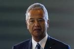 Bị tố tham nhũng, Bộ trưởng Kinh tế Nhật Bản từ chức