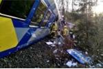 Thảm họa tàu hỏa đâm nhau ở Đức, hơn 150 người bị thương