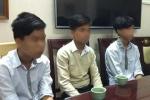 """3 nam sinh bị đình chỉ học vì """"tè bậy"""": Công an vào cuộc điều tra"""