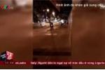 Clip: Mâu thuẫn với vợ, ném vật liệu nổ ra đường, một người chết