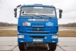 Xe tải không người lái Kamaz gần hoàn tất thử nghiệm