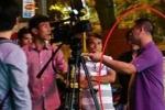 Báo cháy chung cư của đại gia 'điếu cày': Kẻ lạ mặt thu máy quay phóng viên