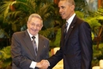 Nguyên thủ Cuba và Mỹ bất đồng ngay trong buổi họp báo