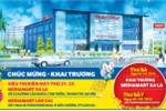 MediaMart liên tiếp khai trương 2 siêu thị điện máy tại Hà Nội và Lào Cai