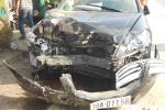 Ô tô 'điên' gây tai nạn liên hoàn, 3 học sinh nguy kịch