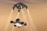 Robot thăm dò 2,5 tỷ USD gây ô nhiễm sao Hỏa?