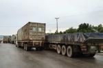 'Tóm gọn' 10 xe quá tải trốn trạm cân, phạt 120 triệu đồng