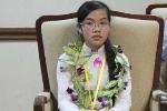 'Cô gái vàng' Olympic Vật lý tâm sự chuyện đón Tết