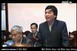 Nghi án hối lộ: Clip cán bộ đường sắt VN tuyên thệ trong sạch