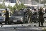 Đánh bom liều chết vào xe quân đội  Afghanistan