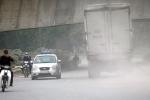 Ô nhiễm không khí ở Hà Nội lên mức nguy hiểm