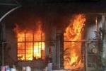 Nghi vấn tên nghiện đốt nhà tình nhân để trả thù