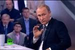 Video: Cuộc đối thoại ấn tượng của Tổng thống Putin