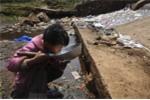 Ô nhiễm nước ở Trung Quốc, những bức ảnh khiến người xem rùng mình