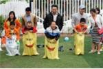 Trẻ tiểu học cùng phụ huynh thi tài trong 'Ngày hội khám phá'