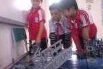 Tiểu học Nam Từ Liêm sẵn sàng cho Robotics Quốc tế 2014