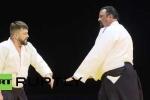 Video: Xem bậc thầy võ thuật Steven Seagal tỏa sáng tại Nga