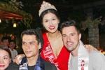 Tân Hoa hậu Thế giới Toàn cầu Oanh Yến gợi cảm lôi cuốn