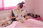 Đột nhập phòng ngủ cực nữ tính của hot girl Chi Pu