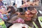 Thịt gà giá...25.000đồng/kg
