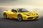 'Vén màn' xe mui trần siêu mạnh của Ferrari