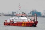 Cứu tàu cá cùng 7 ngư dân Đà Nẵng gặp nạn ở Hoàng Sa