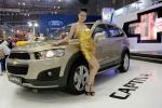 Loạt xe 'hot' vừa ra mắt tại Vietnam Motor Show 2013