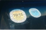 Lái xe mua tem đăng kiểm giả ở quán trà đá để 'qua mặt' cảnh sát