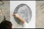 Clip: Kinh ngạc với bức chân dung vẽ bằng một nét bút duy nhất