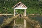 Xã đảo ở Hải Phòng tan hoang sau trận mưa lũ lịch sử