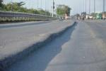 Đường sụt lún gây tai nạn: Hé lộ hàng loạt nguyên nhân