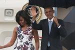 Vì sao phu nhân ông Obama lỡ chuyến thăm Việt Nam lần này?