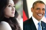 BTV Hoài Anh thấy ông Obama tài giỏi, giản dị và thân thiện
