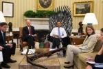 Tổng thống Obama: Chuộng phim hình sự, viễn tưởng và 'cuồng' 'Game of Thrones'