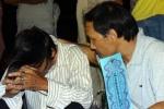 Tai nạn thảm khốc ở Bình Thuận: Nghẹn ngào nhận thi thể người thân trong đêm