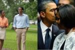 Thước phim về buổi hẹn hò lãng mạn đầu tiên của ông Obama và vợ