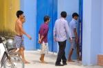 400 học viên cai nghiện phá trại bỏ trốn: Ùn ùn kéo đi cướp của, dọa giết dân