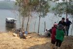 Vợ chết đuối thương tâm, chồng mất tích trong lòng hồ thủy điện