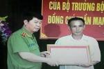 Bộ Công an truy tặng bằng khen cho Phó trưởng CA xã tử vong khi giải quyết vụ xô xát