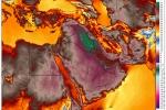 Nắng nóng thiêu đốt Trung Đông, nhiệt độ cảm nhận lên đến 74 độ C