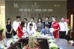 Lộ nhà phân phối chính thức dự án D'. Le Roi Soleil Quảng An