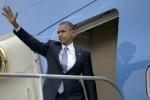 Tổng thống Mỹ Obama tiêu tốn bao nhiêu tiền cho 1 chuyến công du nước ngoài?