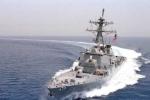Báo Trung Quốc kêu gọi đâm va tàu chiến Mỹ ở Hoàng Sa