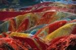 Chuyện không tin nổi về dải đất có tới 7 màu rực rỡ