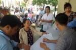 THP phát thuốc và tặng quà miễn phí cho nhân dân Quảng Nam