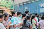 Gia tăng đột biến số người già và trẻ nhỏ nhập viện
