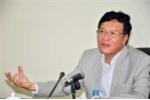 Bộ trưởng Phạm Vũ Luận: 'Trồng người' thì không có chỗ để làm lại