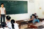 500 học sinh thất học: 'Khó cũng phải đưa trẻ trở lại trường'