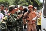 Trung Quốc: Sập hầm than 10 người chết, 7 mất tích